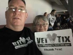 Kent attended Jacksonville Icemen vs. Adirondack Thunder - ECHL on Feb 15th 2020 via VetTix
