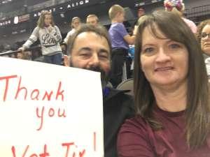 Kim attended Jacksonville Icemen vs. Adirondack Thunder - ECHL on Feb 15th 2020 via VetTix