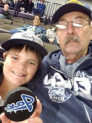 Bruce attended Jacksonville Icemen vs. Adirondack Thunder - ECHL on Feb 15th 2020 via VetTix