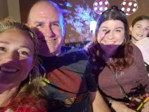 Charles attended Disney on Ice Presents Dream Big on Jan 30th 2020 via VetTix