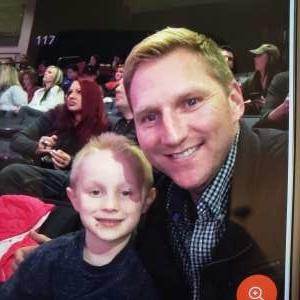 Brandon attended Disney on Ice Presents Dream Big on Jan 30th 2020 via VetTix