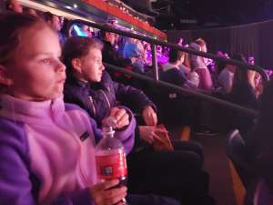 J. attended Disney on Ice Presents Dream Big on Jan 30th 2020 via VetTix