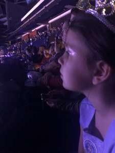 Mark attended Disney on Ice Presents Dream Big on Jan 30th 2020 via VetTix