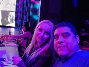 Guillermo attended Brea Improv on Feb 25th 2020 via VetTix