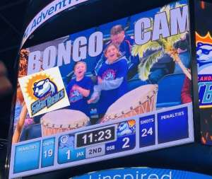Antonio attended Orlando Solar Bears vs. Jacksonville Icemen - ECHL on Jan 23rd 2020 via VetTix