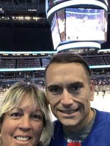 Cathy attended Orlando Solar Bears vs. Greenville Swamp Rabbits - ECHL on Jan 25th 2020 via VetTix