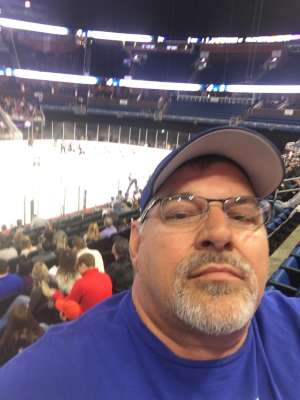 Ed attended Orlando Solar Bears vs. Greenville Swamp Rabbits - ECHL on Jan 25th 2020 via VetTix