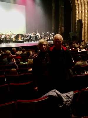 Kenneth attended Cirque Cinderella on Jan 26th 2020 via VetTix