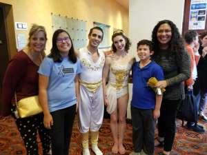 Christine attended Cirque Cinderella on Jan 26th 2020 via VetTix