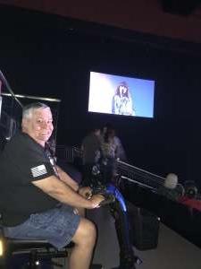 Jose Serna attended Cher: Here We Go Again Tour on Mar 8th 2020 via VetTix