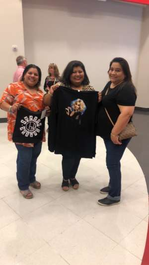 Diana Cano attended Cher: Here We Go Again Tour on Mar 8th 2020 via VetTix