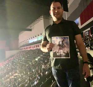 Mike Flores attended Cher: Here We Go Again Tour on Mar 8th 2020 via VetTix