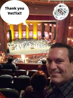 Jose attended Lunar New Year Celebration on Jan 25th 2020 via VetTix