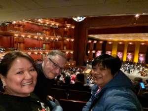 Richard attended Lunar New Year Celebration on Jan 25th 2020 via VetTix