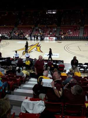 Neil attended Arizona State Sun Devils vs. UCLA - NCAA Women's Basketball on Feb 2nd 2020 via VetTix