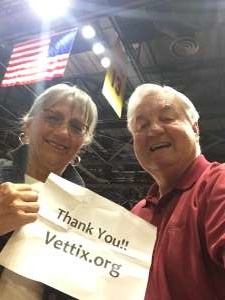 Robert attended Arizona State Sun Devils vs. UCLA - NCAA Women's Basketball on Feb 2nd 2020 via VetTix