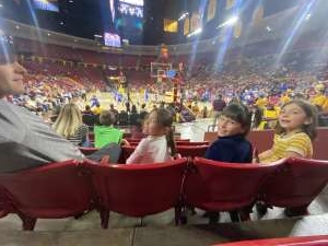 Frederick  attended Arizona State Sun Devils vs. UCLA - NCAA Women's Basketball on Feb 2nd 2020 via VetTix