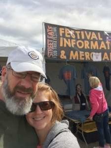 James attended Street Eats Food Truck Festival on Feb 9th 2020 via VetTix