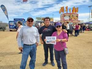 Wil attended Street Eats Food Truck Festival on Feb 9th 2020 via VetTix