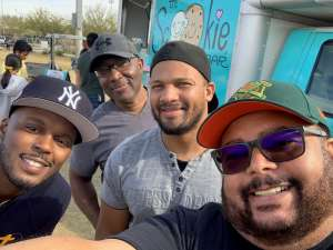 Ricardo attended Street Eats Food Truck Festival on Feb 9th 2020 via VetTix