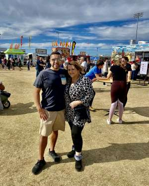 Francisco attended Street Eats Food Truck Festival on Feb 9th 2020 via VetTix