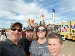 Brian attended Street Eats Food Truck Festival on Feb 9th 2020 via VetTix