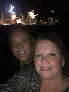 Andrea attended Fitz and the Tantrums - All the Feels Tour 2020 on Feb 7th 2020 via VetTix