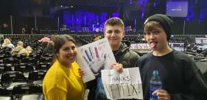Jason attended Fitz and the Tantrums - All the Feels Tour 2020 on Feb 7th 2020 via VetTix