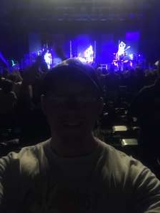 Benjamin attended Fitz and the Tantrums - All the Feels Tour 2020 on Feb 7th 2020 via VetTix