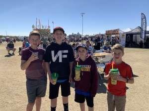 Ryan attended Street Eats Food Truck Festival on Feb 8th 2020 via VetTix