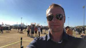 Scott attended Street Eats Food Truck Festival on Feb 8th 2020 via VetTix