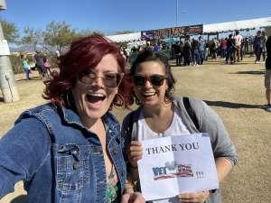 Paulina attended Street Eats Food Truck Festival on Feb 8th 2020 via VetTix