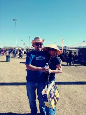 Jon attended Street Eats Food Truck Festival on Feb 8th 2020 via VetTix