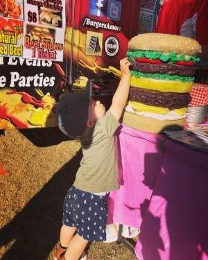 Casey attended Street Eats Food Truck Festival on Feb 8th 2020 via VetTix