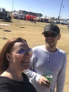 Shannon attended Street Eats Food Truck Festival on Feb 8th 2020 via VetTix