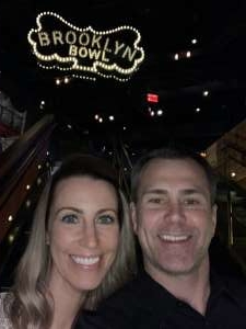 Anthony attended The Marcus King Band on Jan 30th 2020 via VetTix