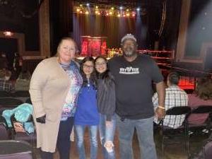 Dwight attended Dia De Las Luchas on Jan 31st 2020 via VetTix