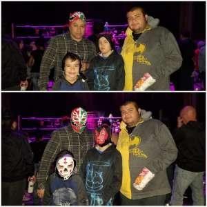 Esteban attended Dia De Las Luchas on Jan 31st 2020 via VetTix