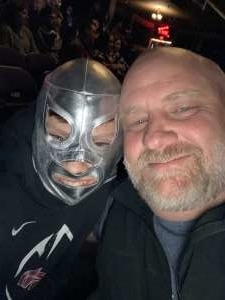 Brian attended Dia De Las Luchas on Jan 31st 2020 via VetTix