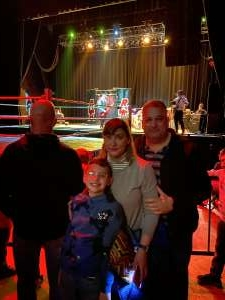 Manuel attended Dia De Las Luchas on Jan 31st 2020 via VetTix