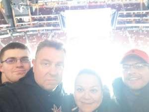 Stephen attended Arizona Coyotes vs. Los Angeles Kings - NHL on Jan 30th 2020 via VetTix