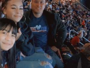 Andy attended Arizona Coyotes vs. Los Angeles Kings - NHL on Jan 30th 2020 via VetTix