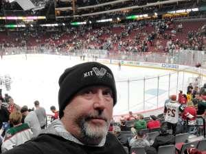 Tom attended Arizona Coyotes vs. Los Angeles Kings - NHL on Jan 30th 2020 via VetTix