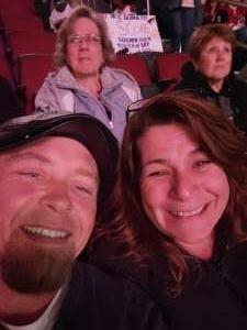 Matthew attended Arizona Coyotes vs. Los Angeles Kings - NHL on Jan 30th 2020 via VetTix
