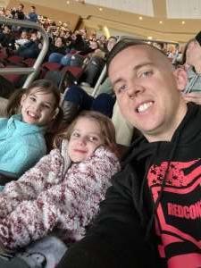 Jackie attended Arizona Coyotes vs. Los Angeles Kings - NHL on Jan 30th 2020 via VetTix