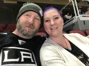 Todd attended Arizona Coyotes vs. Los Angeles Kings - NHL on Jan 30th 2020 via VetTix