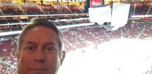 Douglas attended Arizona Coyotes vs. Los Angeles Kings - NHL on Jan 30th 2020 via VetTix