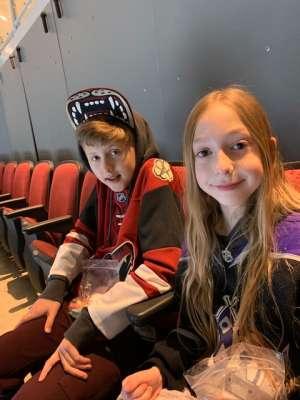 Paul attended Arizona Coyotes vs. Los Angeles Kings - NHL on Jan 30th 2020 via VetTix