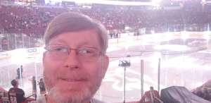 Jay attended Arizona Coyotes vs. Carolina Hurricanes - NHL on Feb 6th 2020 via VetTix