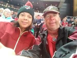 Paul attended Arizona Coyotes vs. Carolina Hurricanes - NHL on Feb 6th 2020 via VetTix